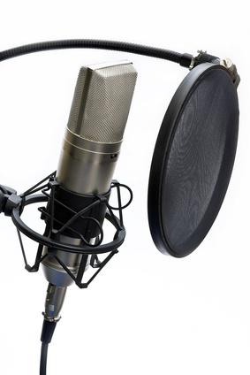 jingle company microphone