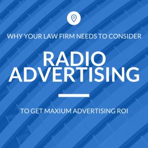 law firm radio advertising
